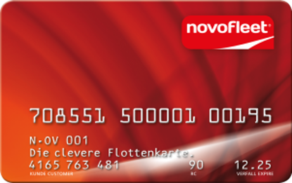 Picture of NOVOFLEET CARD