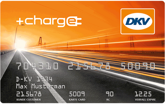 Picture of DKV CARD +CHARGE