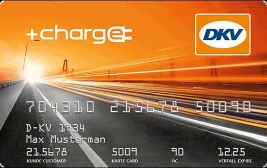Bild von DKV CARD +CHARGE
