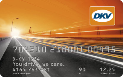 Picture of DKV CARD