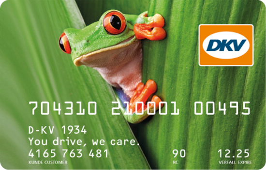 Picture of DKV CARD CLIMATE