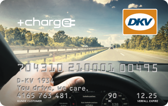DKV FLEET CARD +CHARGE