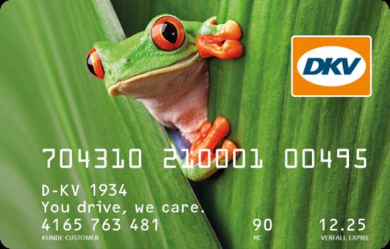 Bild von DKV CARD CLIMATE