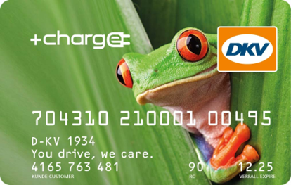 Picture of DKV CARD CLIMATE +CHARGE