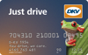 JUST DRIVE CARD CLIMATE