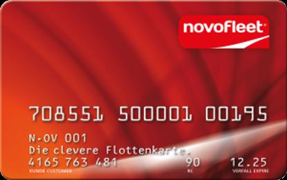 Bild von NOVOFLEET CARD