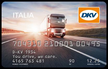 Immagine di DKV CARD ITALIA